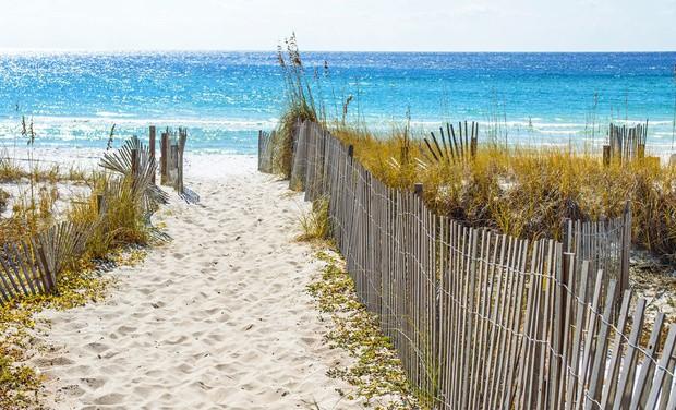 Fl Beaches Closest To Ga