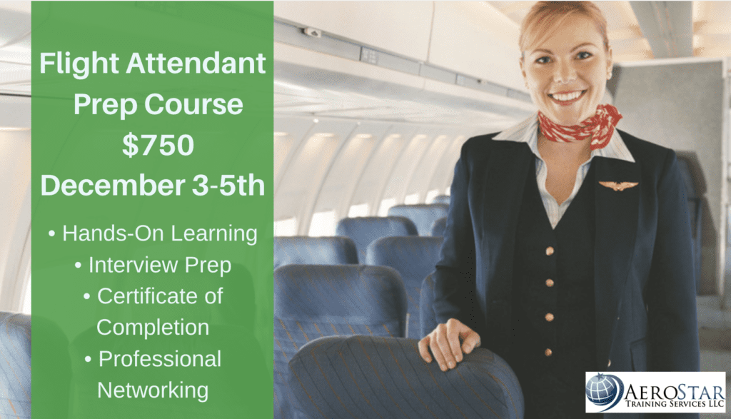 flight attendant course