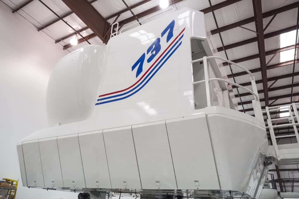 B737 Simulator