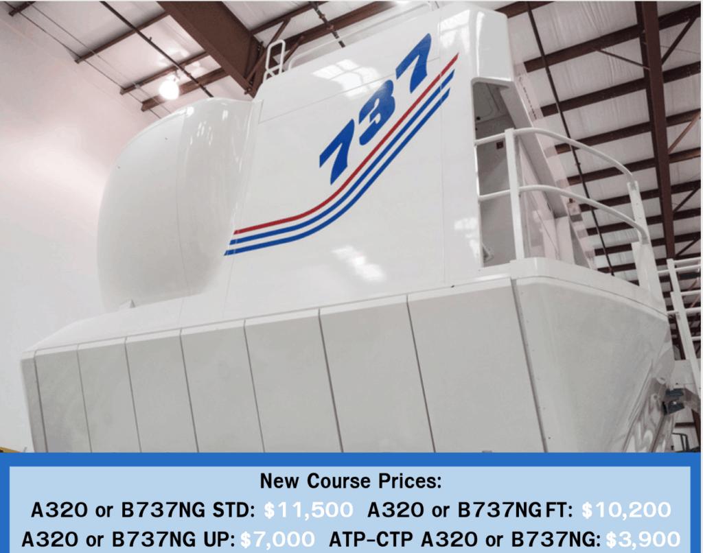 B737 NG Sim